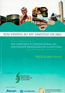 Programa Oficial do XIV Simpósio da SBG